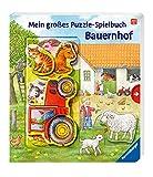 Mein großes  Puzzle - Spielbuch Bauernhof