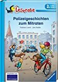 Polizeigeschichten zum Mitraten - Erstlesebuch für Kinder ab 7 Jahren