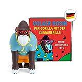 tonies Hörfigur für Toniebox - Hörspiel DER Gorilla MIT DER Sonnenbrille - ca. 53 Min - ab 3 Jahre - DEUTSCH