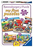 Kinderpuzzle - Bei der Arbeit