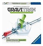Ravensburger GraviTrax Erweiterung Hammer - Ideales Zubehör für spektakuläre Kugelbahnen, Konstruktionsspielzeug für Kinder ab 8 Jahren