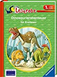 Dinoabenteuer für Erstleser - Erstlesebuch für Kinder ab 6 Jahren (Leserabe - Sonderausgaben)