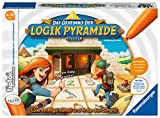 Ravensburger tiptoi Spiel 00042 Das Geheimnis der Logik-Pyramide - Lernspiel ab 6 Jahren, Logikspiel für Jungen und Mädchen, für 1-4 Spieler