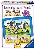 Rahmenpuzzle - Gute Tierfreunde