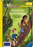 Abenteuer im Dschungel - Erstlesebuch für Kinder ab 8 Jahren