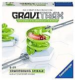 Ravensburger GraviTrax Kugelbahn - Erweiterung Action-Stein Spirale 26811, für Kinder ab 8 Jahren und Erwachsene: Das interaktive Kugelbahnsystem