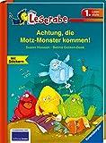 Achtung, die Motz-Monster kommen! - Erstlesebuch für Kinder ab 6 Jahren