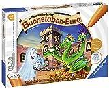 Ravensburger tiptoi 00737 Schatzsuche in der Buchstaben-Burg, Spiel für Kinder von 4-7 Jahren, für 1-4 Spieler