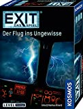 KOSMOS 691769 EXIT - Das Spiel - Der Flug ins Ungewisse, Level: Einsteiger, Escape Room Spiel: 1 - 4 Spieler