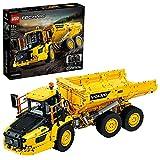 LEGO 42114 Technic Knickgelenkter Volvo-Dumper (6x6), ferngesteuertes Auto, Konstruktionsfahrzeug für Kinder und Erwachsene