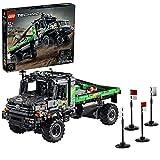 LEGO 42129 Technic 4x4 Mercedes-Benz Zetros Offroad-Truck, ferngesteuertes Auto, App-kontrolliertes LKW-Spielzeug