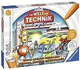 Ravensburger tiptoi 00837 - 'Die Welt der Technik' / Spiel von Ravensburger ab 4 Jahren / Erkunde spielerisch faszinierende Fahrzeuge, Maschinen und Elektrogeräte