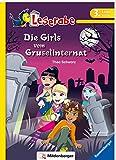 Die Girls vom Gruselinternat - Leserabe 3. Klasse - Erstlesebuch für Kinder ab 8 Jahren (Leserabe mit Mildenberger Silbenmethode)