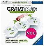 Ravensburger GraviTrax Erweiterung Transfer - Ideales Zubehör für spektakuläre Kugelbahnen, Konstruktionsspielzeug für Kinder ab 8 Jahren