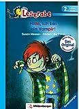 Hilfe, ich bin ein Vampir - Leserabe 2. Klasse - Erstlesebuch ab 7 Jahren (Leserabe mit Mildenberger Silbenmethode)