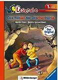 Das Rätsel der Drachenhöhle - Leserabe 1. Klasse - Erstlesebuch für Kinder ab 6 Jahren (Leserabe mit Mildenberger Silbenmethode)