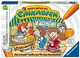 Ravensburger tiptoi Spiel 00041 - Heute gehen wir Einkaufen - Lernspiel für Kinder ab 3 Jahren